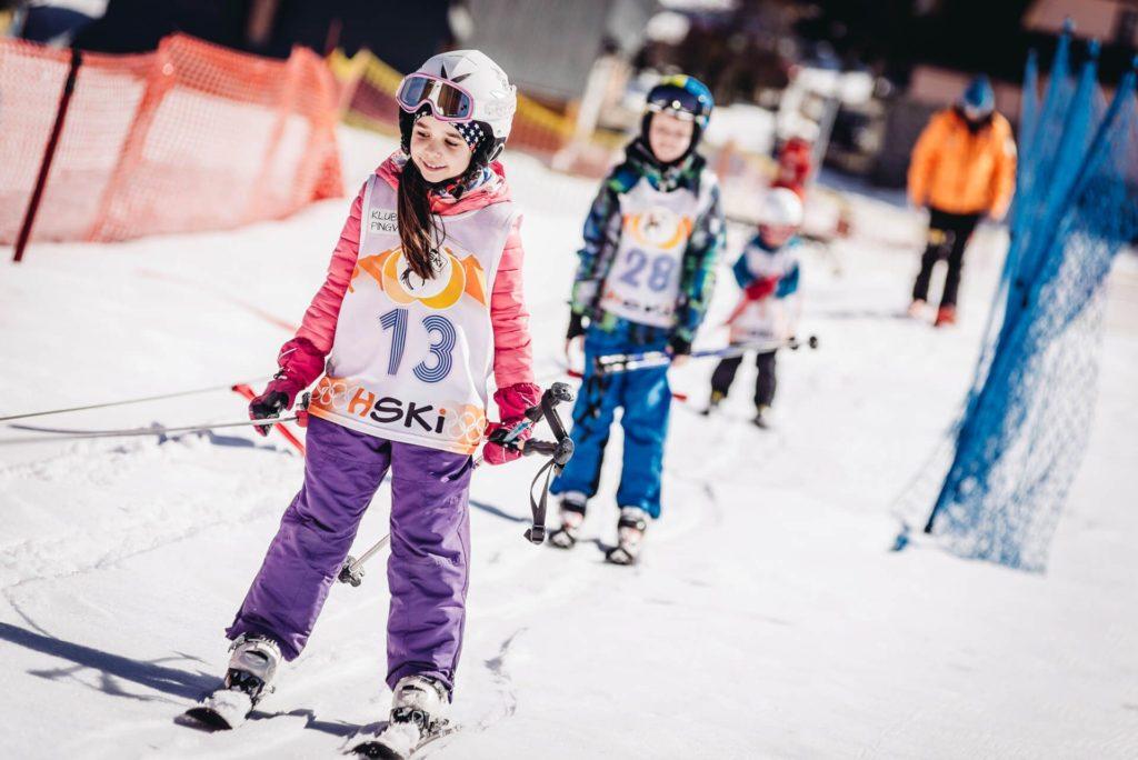 szkółka narciarska dla dzieci